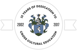 2002 - 2017: 15 years of dedication to cross-cultural education